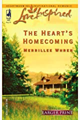 The Heart's Homecoming (Larger Print Love Inspired #314) Mass Market Paperback