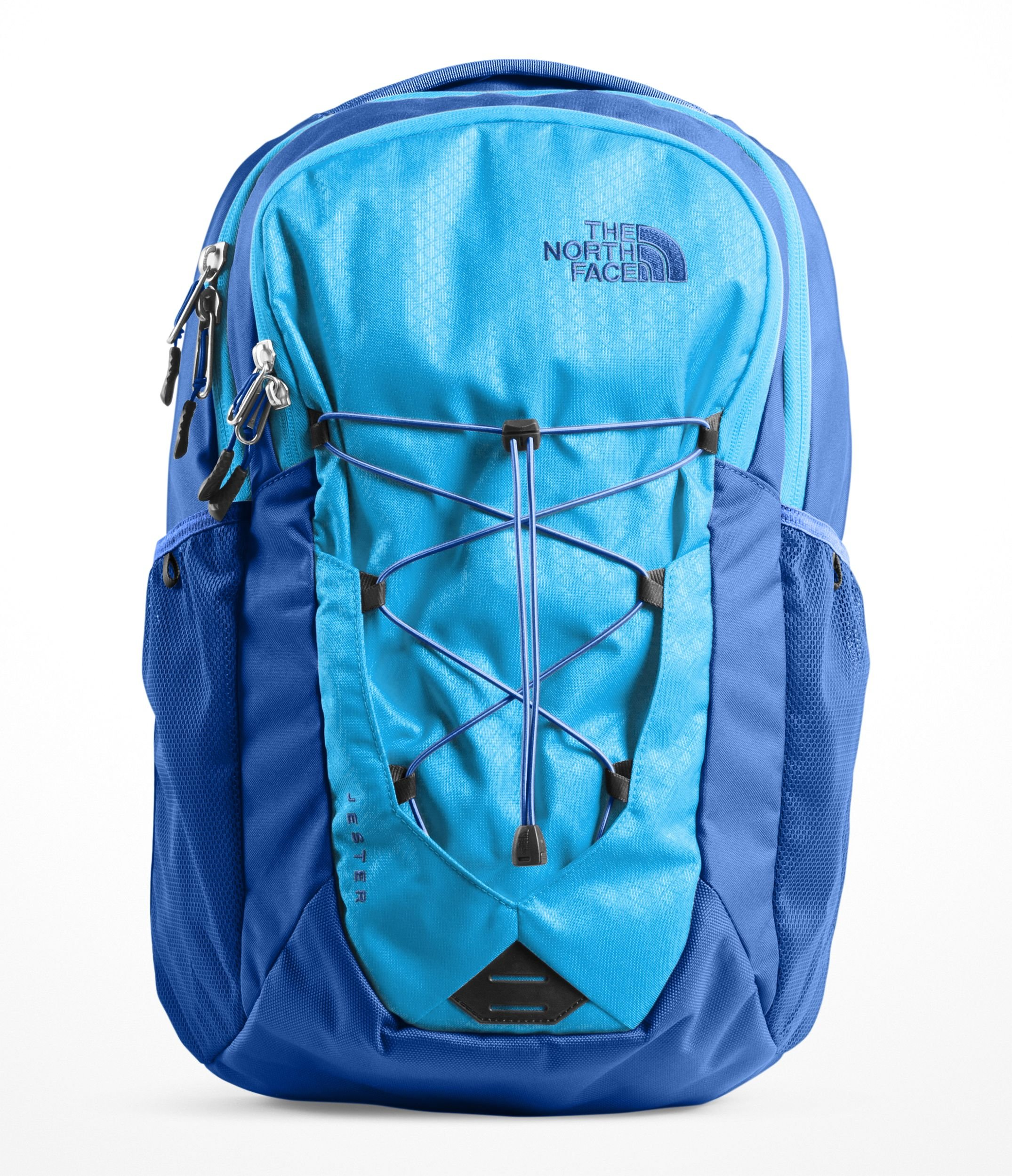 The North Face Jester Backpack, Hyper Blue/Turkish Sea by The North Face