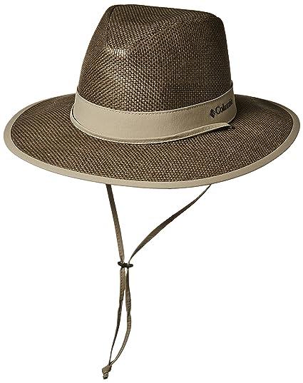7dabf069a2675 Columbia Hombres Forest Finder Sun Hat Sombrero para el Sol - Blanco -  Large X-Large  Amazon.es  Ropa y accesorios