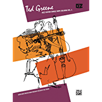 Ted Greene: Jazz Guitar Single Note Soloing, Volume 1 book cover
