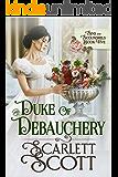 Duke of Debauchery (Sins and Scoundrels Book 5)