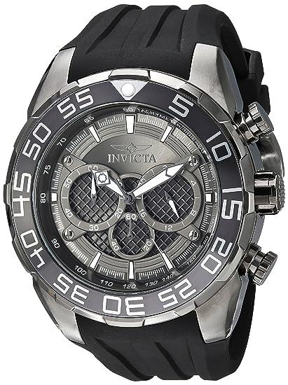 Amazon.com: Invicta Speedway 26308 - Reloj de cuarzo para ...