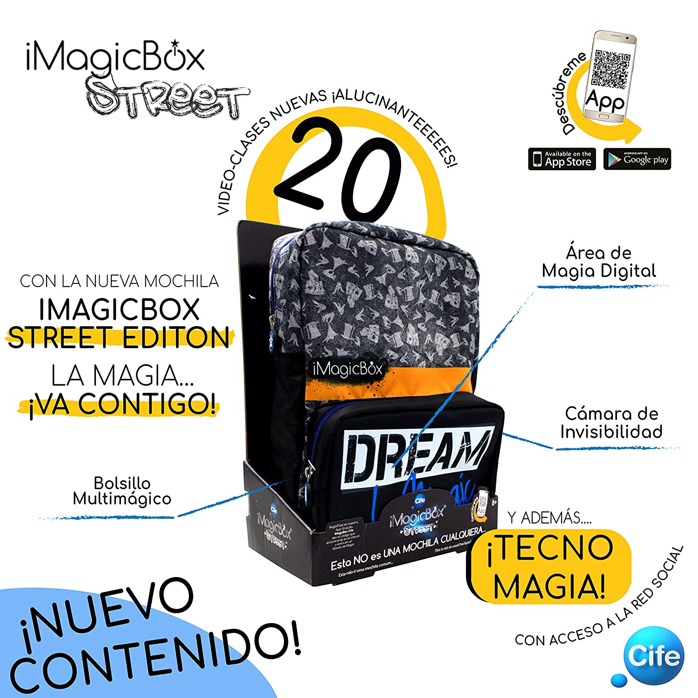 iMagicBox- Street Edition (Cife Spain 41374)