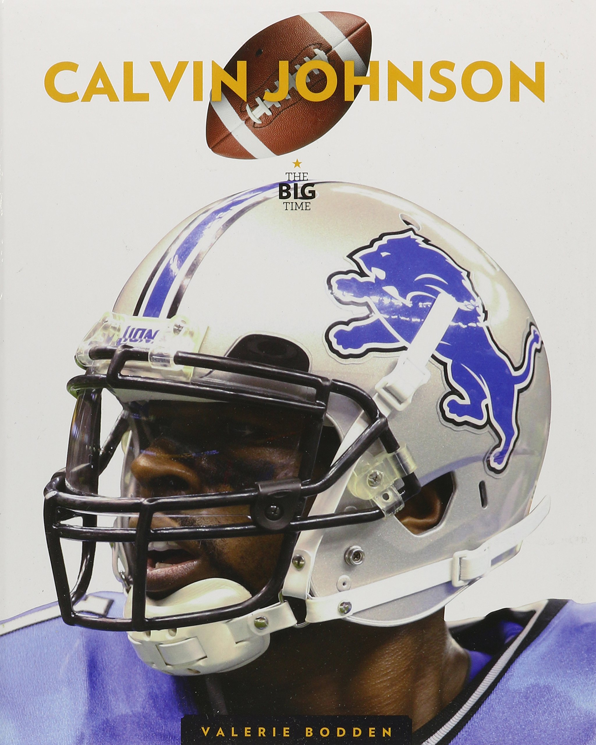 Download Calvin Johnson (The Big Time) PDF ePub book