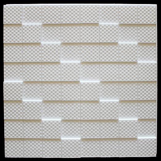 10 qm Deckenplatten Dekorfliesen Styroporpaneele EPS Deckendekor 50x50 Manhattan