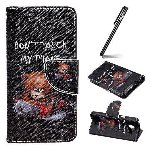 2 opinioni per Ukayfe Custodia portafoglio / wallet / libro in pelle per Samsung Galaxy A3