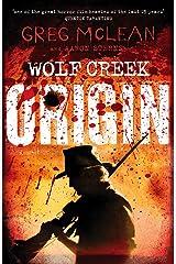 Origin: Wolf Creek Book 1 Kindle Edition