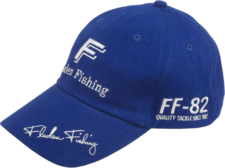 con visiera,/eccellente protezione contro il sole durante la pesca lingua italiana non garantita Fladen cappello da baseball FF-82 con scritte