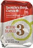 Seattle's Best Blend Decaf, 12-Ounce (Pack of 2)