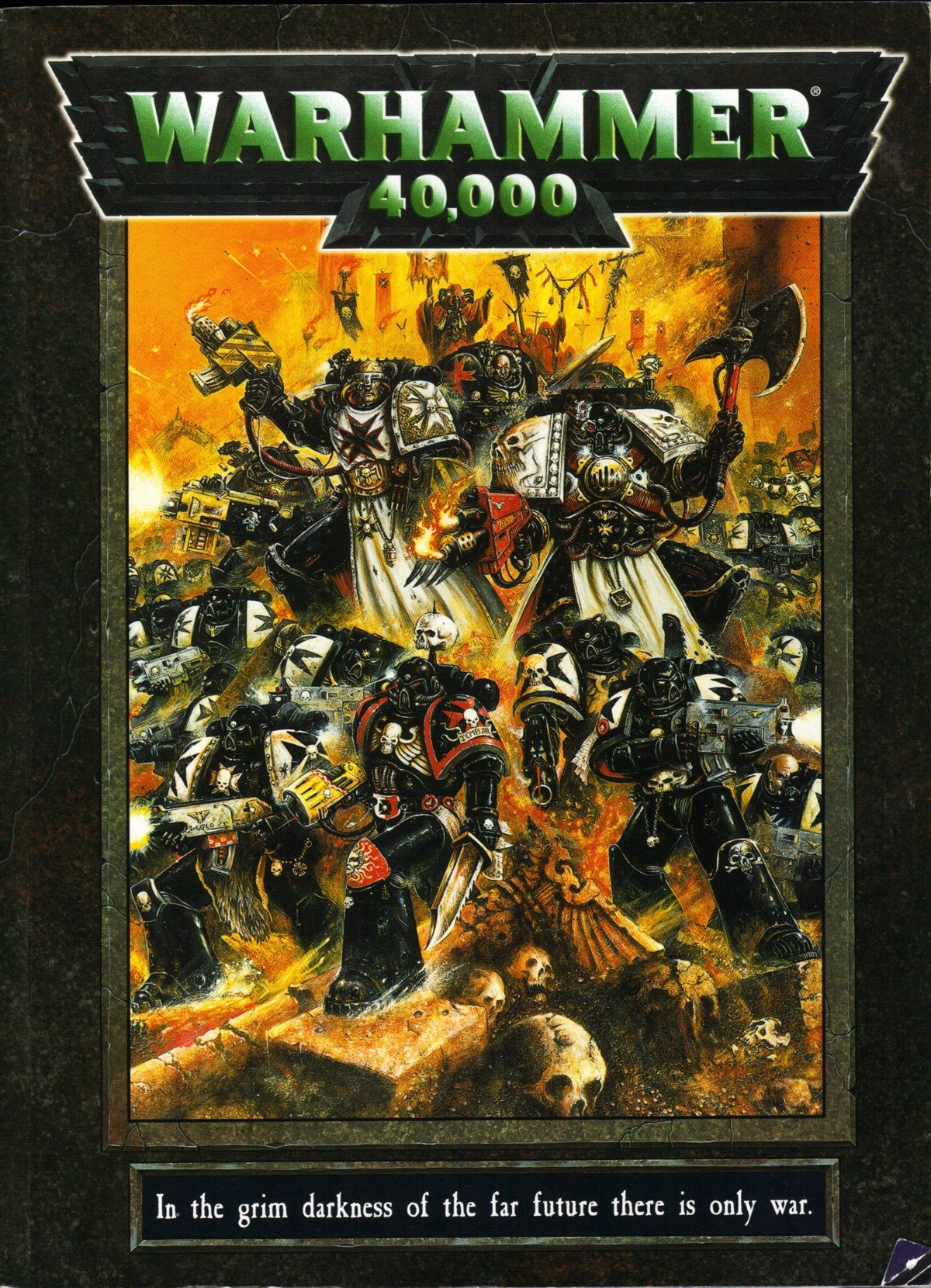Warhammer 40,000 Rulebook, Games Workshop; Workshop, Games