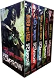 Simon Scarrow Eagles of the Empire Series Collection 5 Books Box Set (Book 1-5) (Under the Eagle, Eagles the Conquest, When the Eagle Hunts, The Eagle and the Wolves, Eagles Prey)