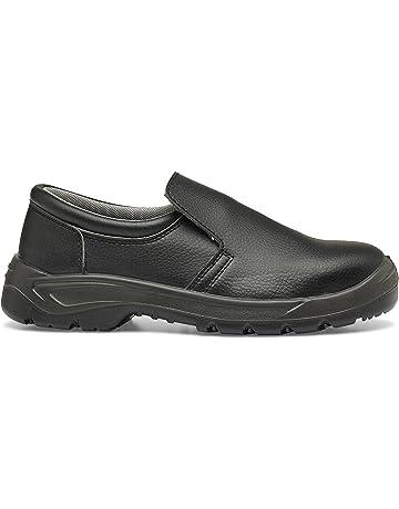 Parade 07sugar * 98 94 zapato de seguridad bajo negro, Negro, 07SUGAR*98