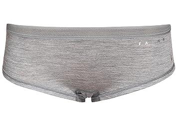 FALKE Senderismo Ropa Interior Trekking Silk de Lana Panties, Otoño-Invierno, Mujer,