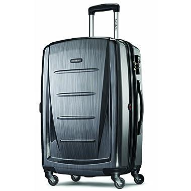 Samsonite Winfield 2 Hardside 28  Luggage, Charcoal
