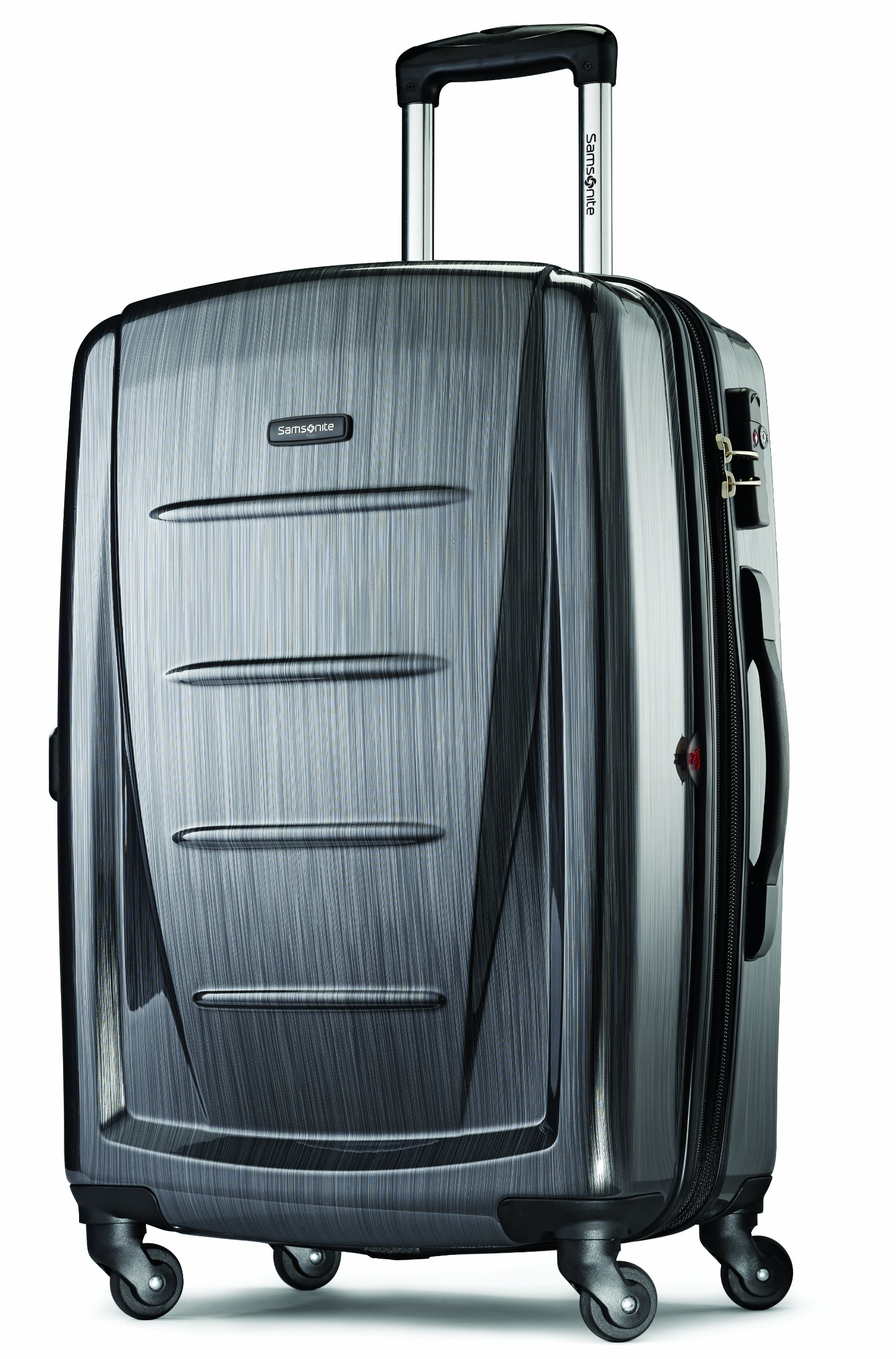 Samsonite Winfield 2 Hardside 28'' Luggage, Charcoal