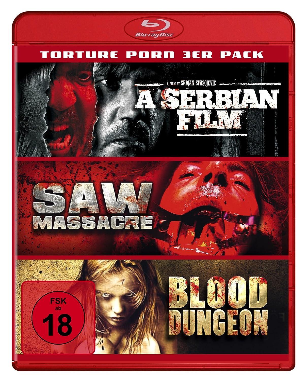 Torture Porn 3er Pack [Blu-ray]: Amazon.de: Kim Taggart