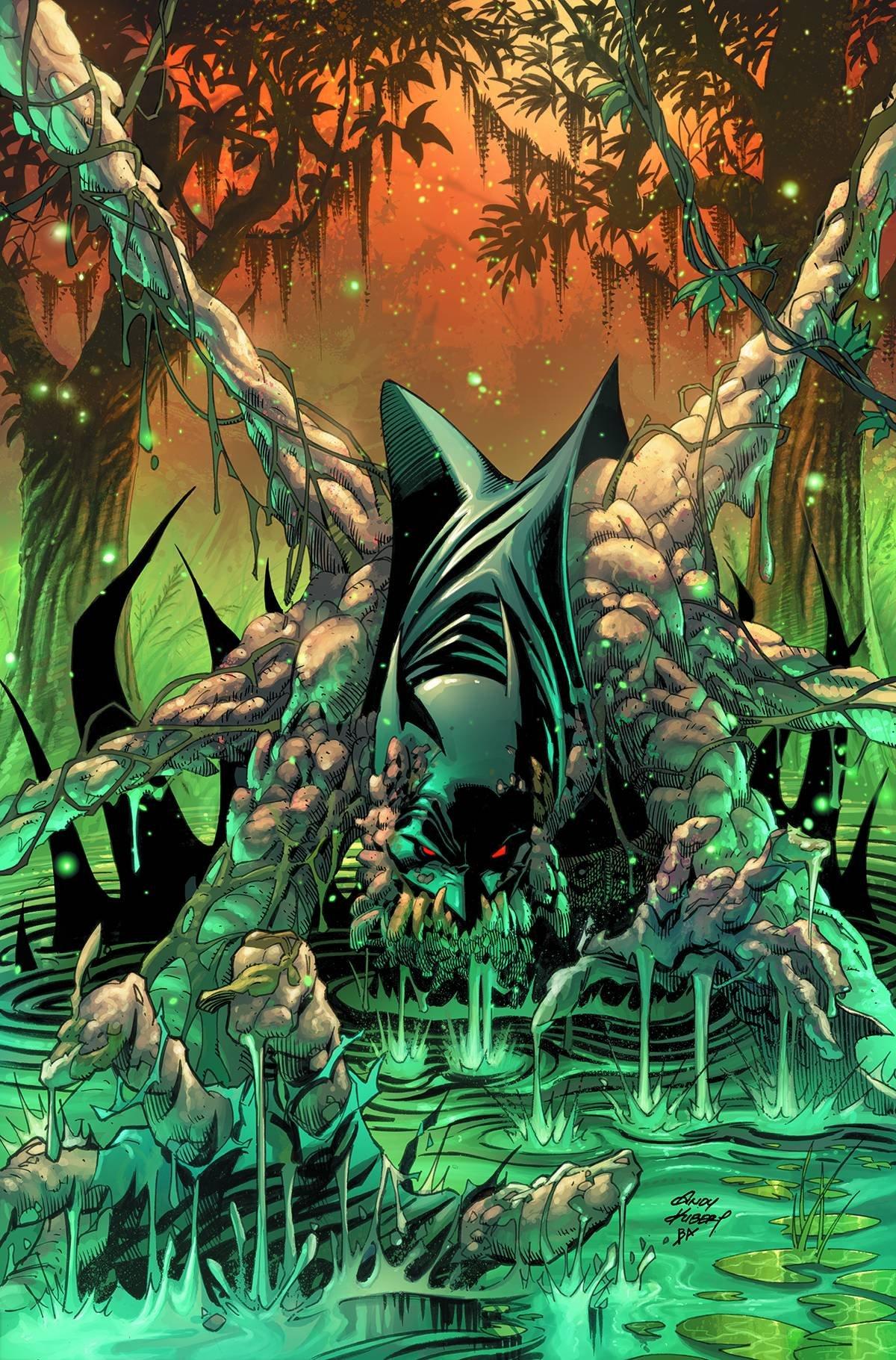 Read Online BATMAN #45 MONSTERS VAR ED ebook
