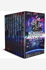 Memories of Earth Far Future Space Opera Boxed Set Kindle Edition