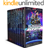 Memories of Earth Far Future Space Opera Boxed Set
