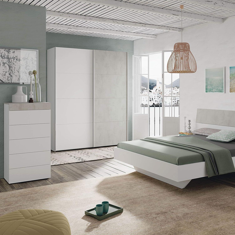 13 Casa Winter B10 - Cajonera de melamina, 61 x 40 x 118 cm