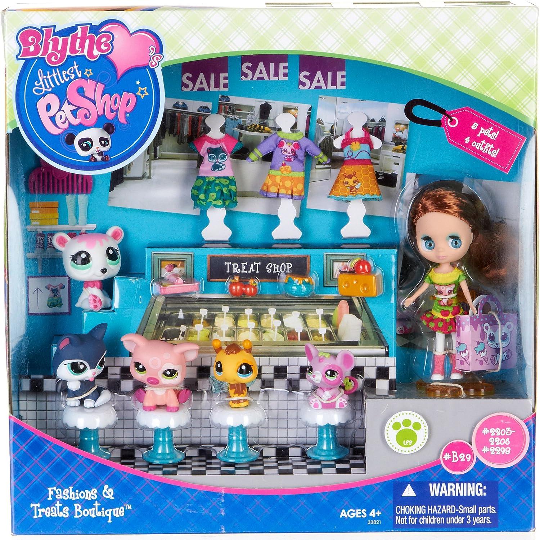 Amazon.es: Littlest Pet Shop Blythe Treat Shop by Littlest Pet ...