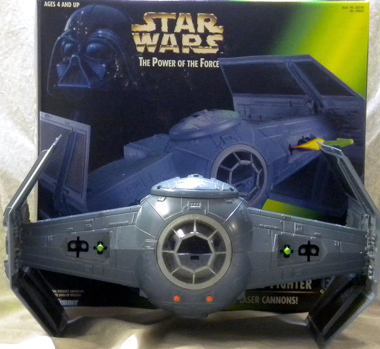 B000BZ6SPA Star Wars Darth Vader's Tie Fighter 91KzneQID0L.SL1500_