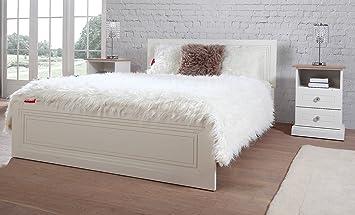 couvre lit imitation fourrure blanc Couvre lit en fausse fourrure alpaga 200 cm x 220cm: Amazon.fr  couvre lit imitation fourrure blanc