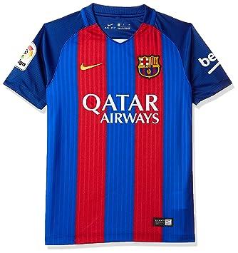 6fa30749be1b9 Nike FC Barcelona Yth Ss Hm Stadium Jsy