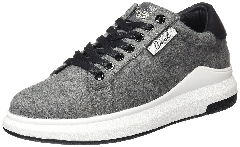 COOLWAY Gretel, Zapatillas para Mujer, Gris (Gry), 39 EU: Amazon.es: Zapatos y complementos