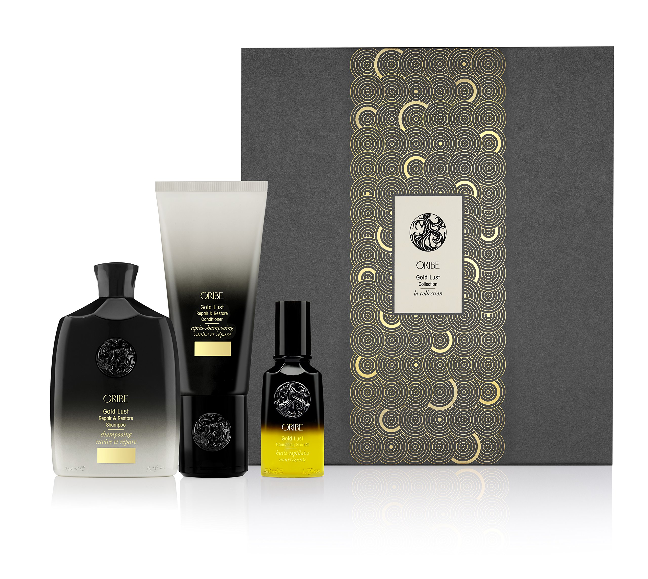 ORIBE Holiday Gold Lust Collection