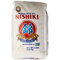 Deals on Nishiki Medium Grain Rice, 5 lb