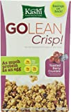 Kashi GOLEAN, Breakfast Cereal, Toasted Berry Crisp, Non-GMO Project Verified, Bulk Size, 168 Ounces (Pack of 12, 14 oz Boxes)