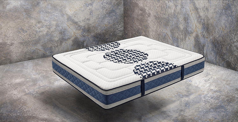 Living Sofa SIMPUR Relax | COLCHÓN 150X190 Gama Premium VISCO Body Well | 30CM Grosor | Equilibrio 100% ERGONÓMICO | SENSACIÓN Suave Y PROGRESIVA | FIRMEZA ...