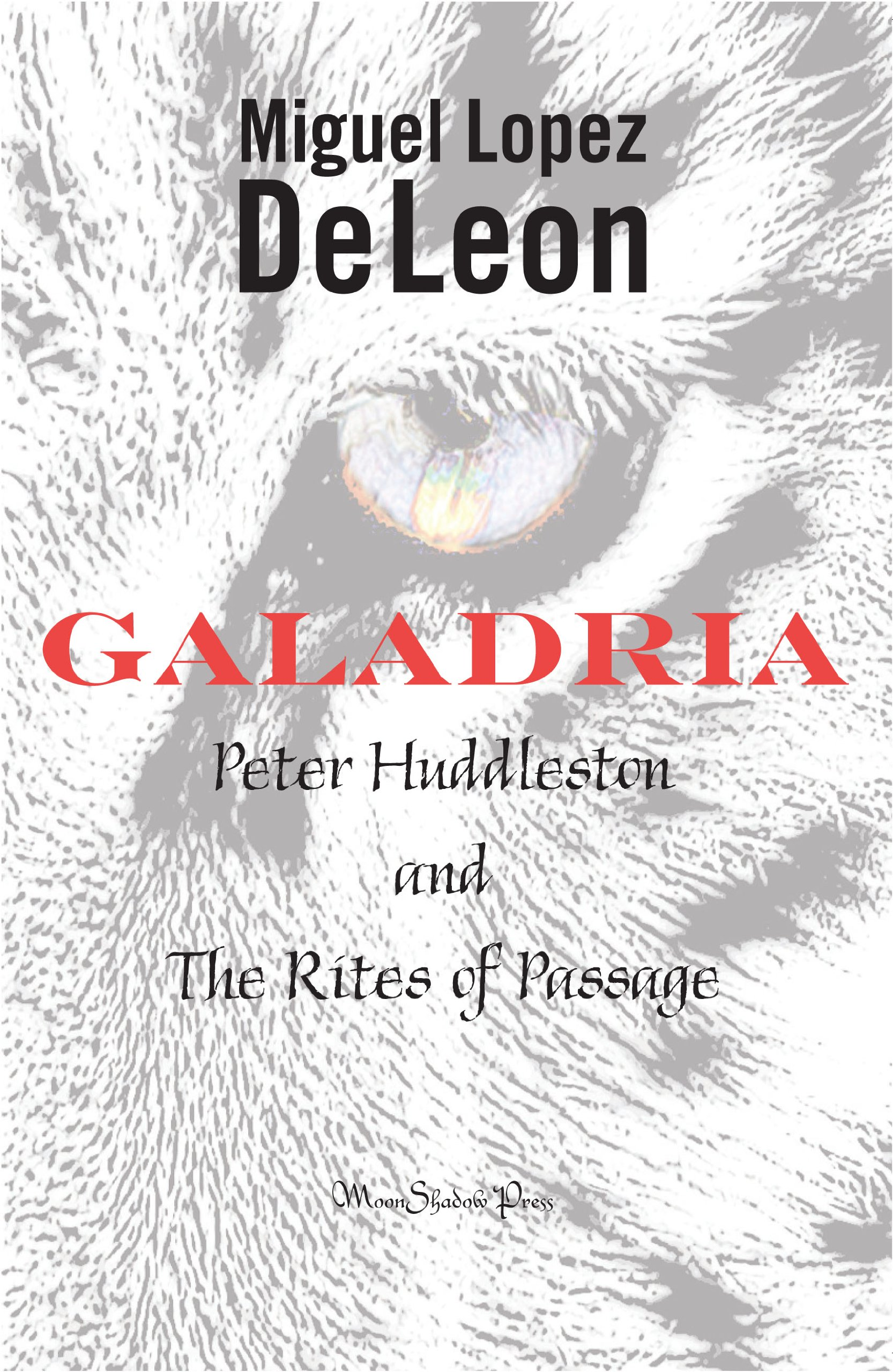 Download Galadria: Peter Huddleston and the Rites of Passage pdf