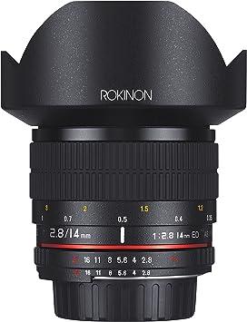Rokinon 14 Mm F2 8 Ultra Weitwinkelobjektiv Canon Kamera