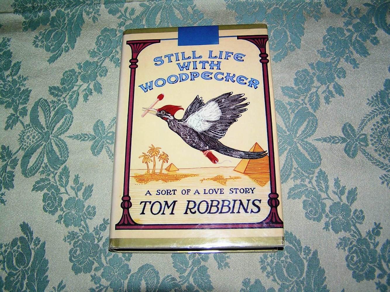 Still life with Woodpecker, Robbins, Tom