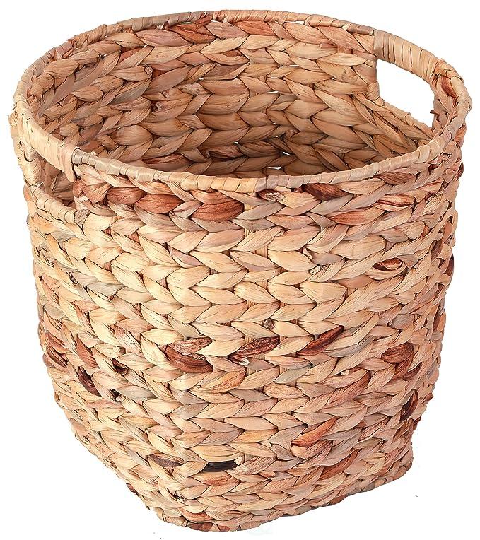 Amazon.com: Vintiquewise QI003363.L Hyacinth - Cesta de ...