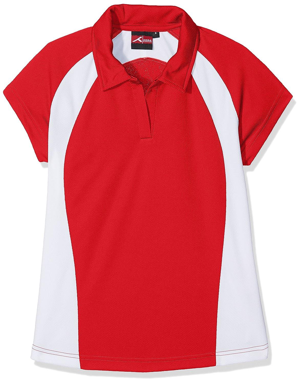 TRUTH & FABLE Girl's Spg Sector Polo Sports Shirt AKOA