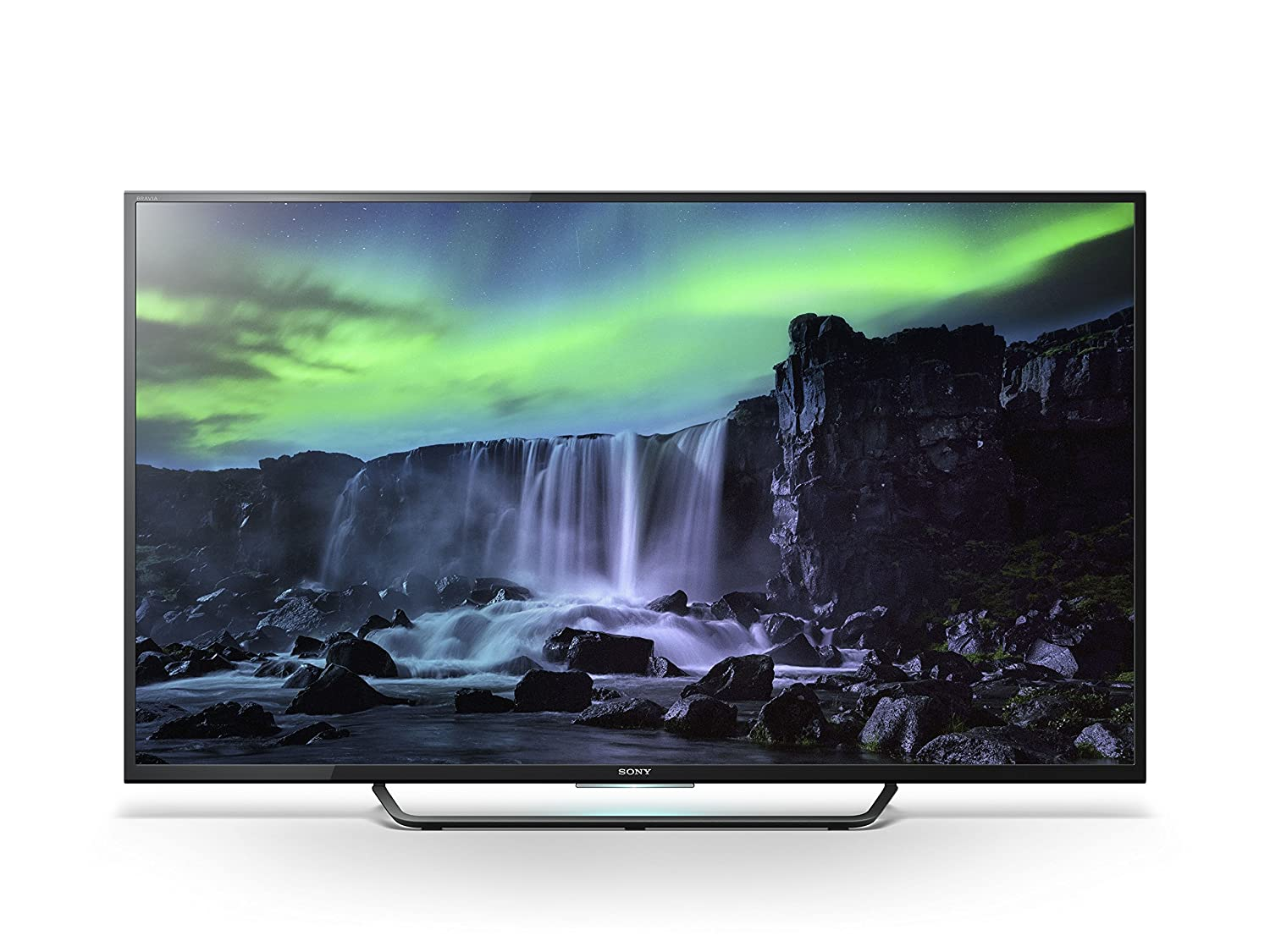 Sony KD-55X8005C 55 inch 4K UHD Widescreen Smart TV with Freeview - Black