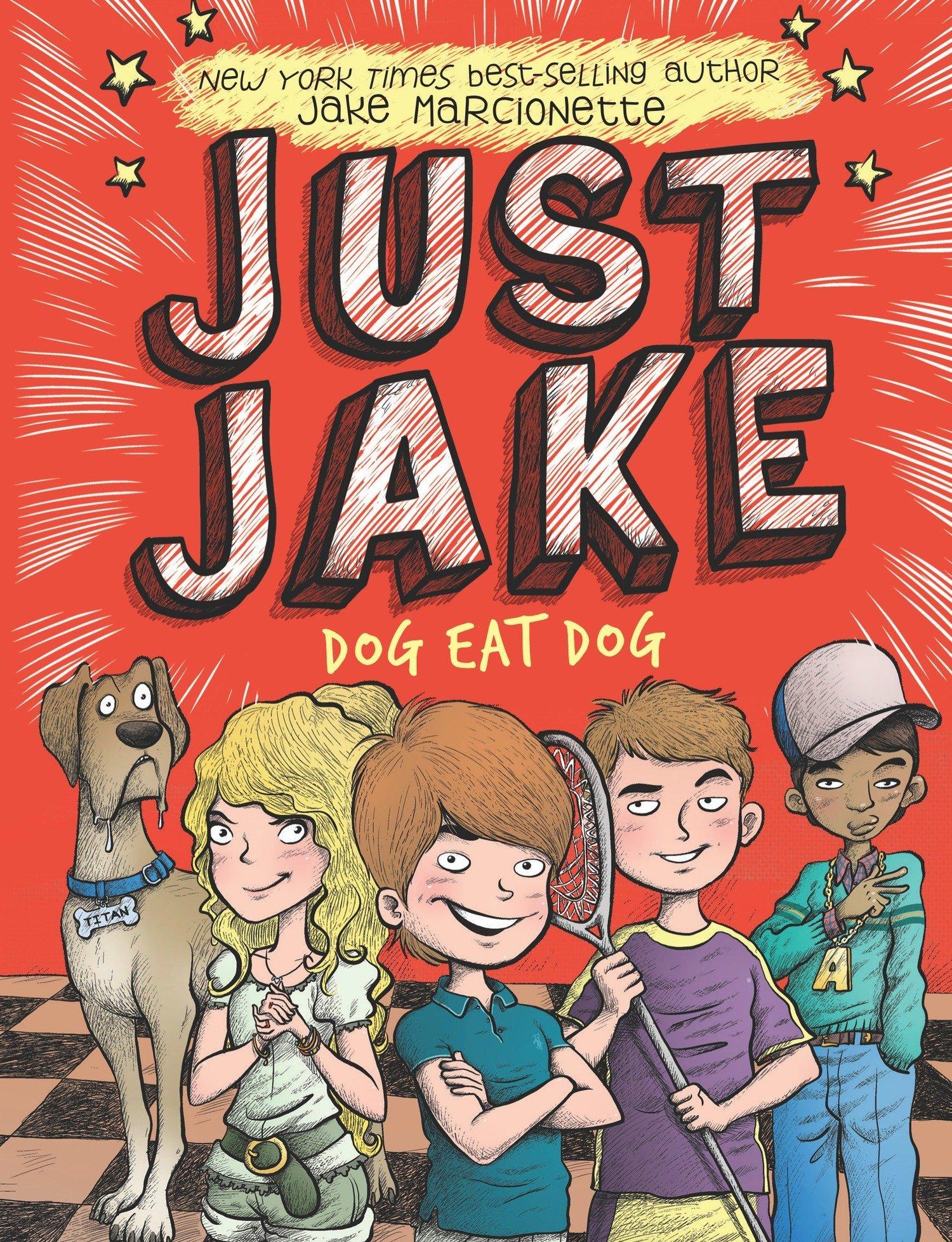 Read Online Just Jake: Dog Eat Dog #2 ebook