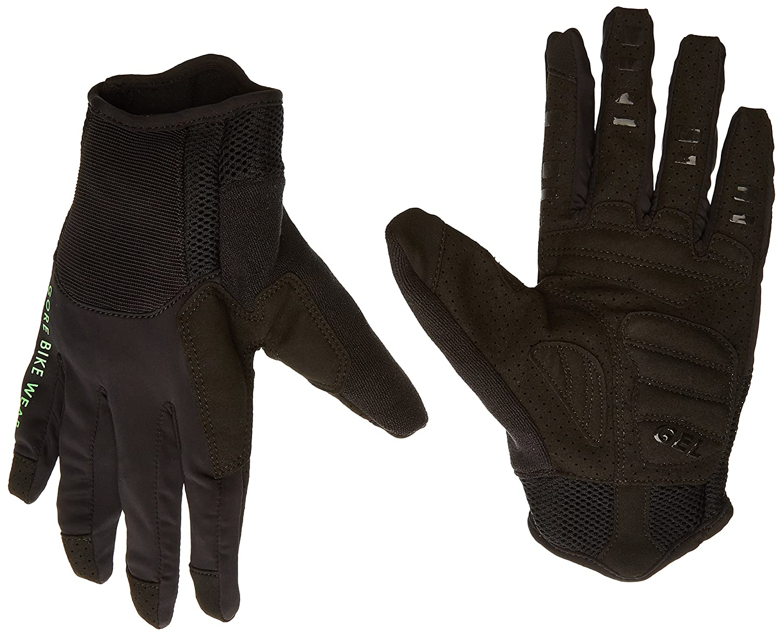 Gore Bike Wear, Guanti MTB, Leggeri e Traspiranti, Gore Selected Fabrics, Power Trail Long, GPOWLG