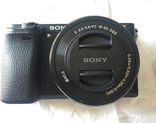 Sony a6300 Alpha Mirrorless Digital Camera review