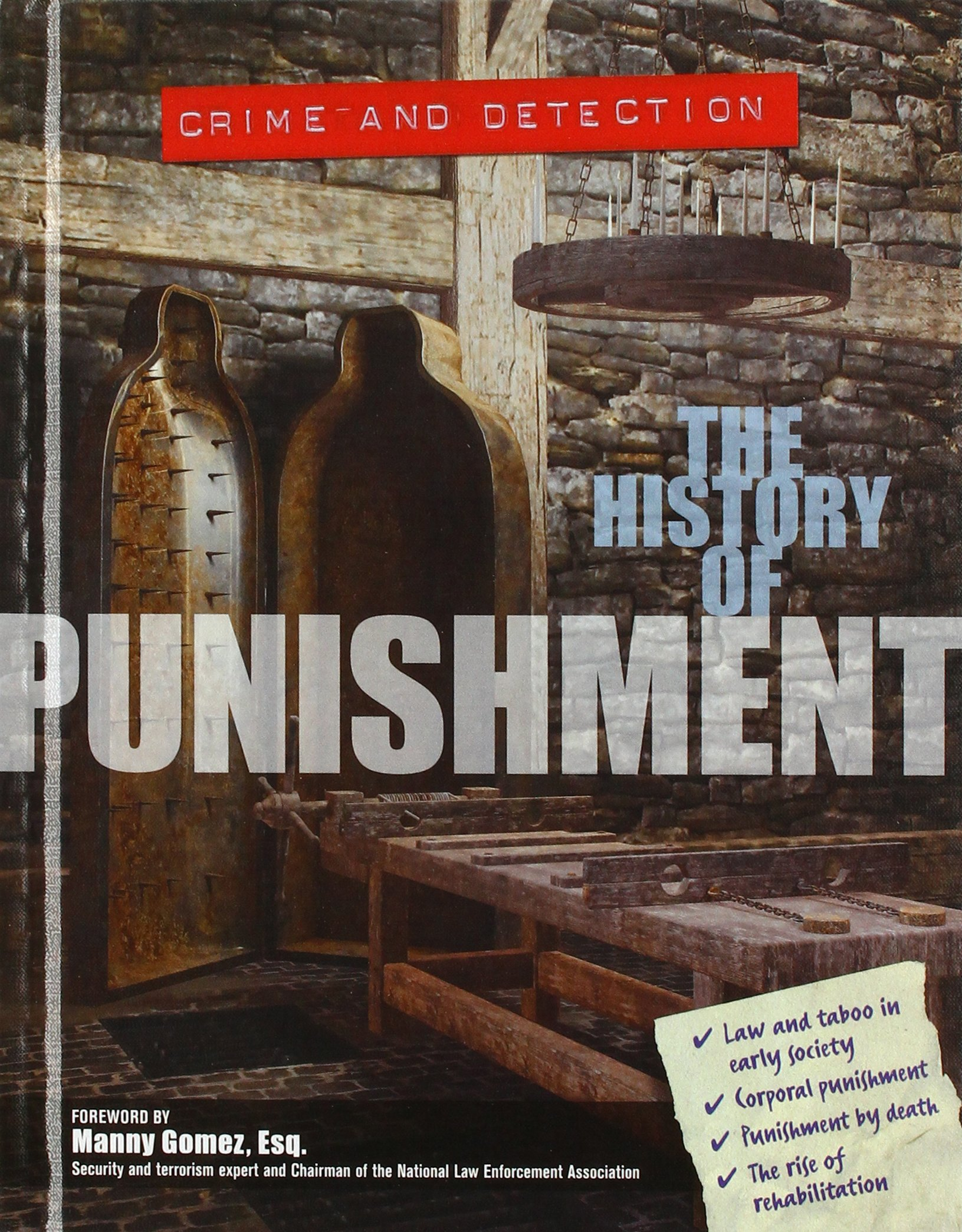 Read Online The History of Punishment (Crime and Detection) PDF