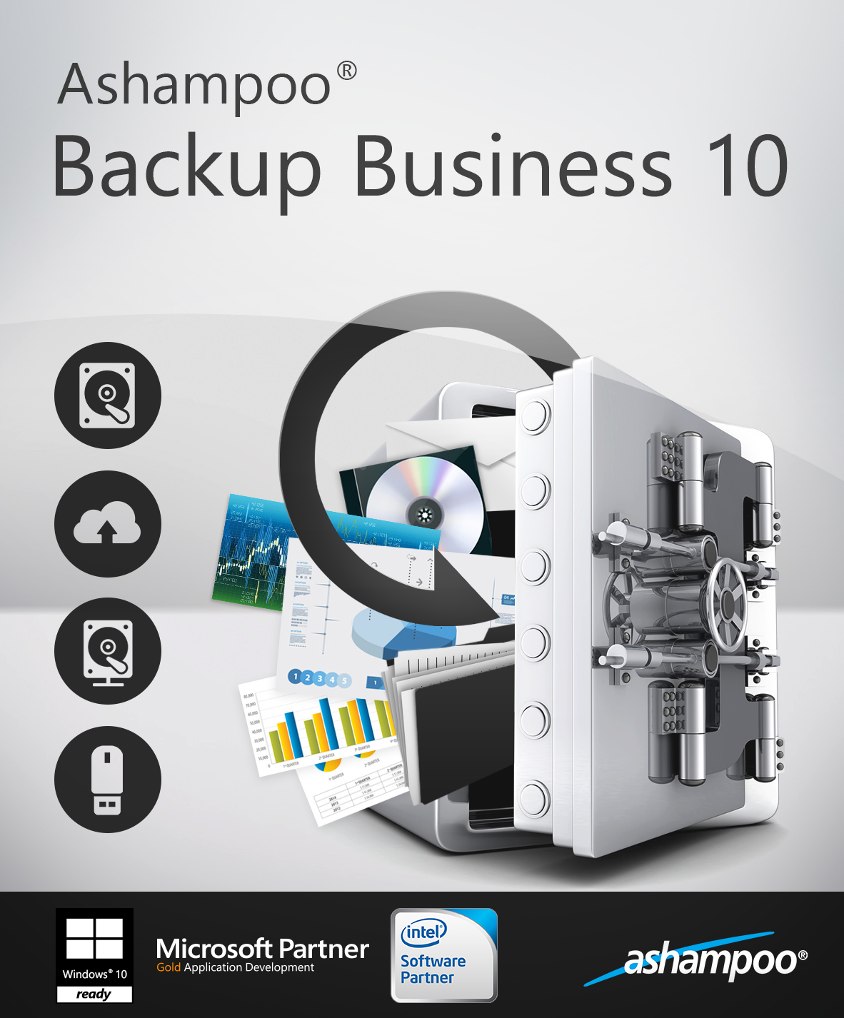Ashampoo Backup Business 10 [Download]