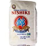 Nishiki Medium Grain Rice, 80 Ounce