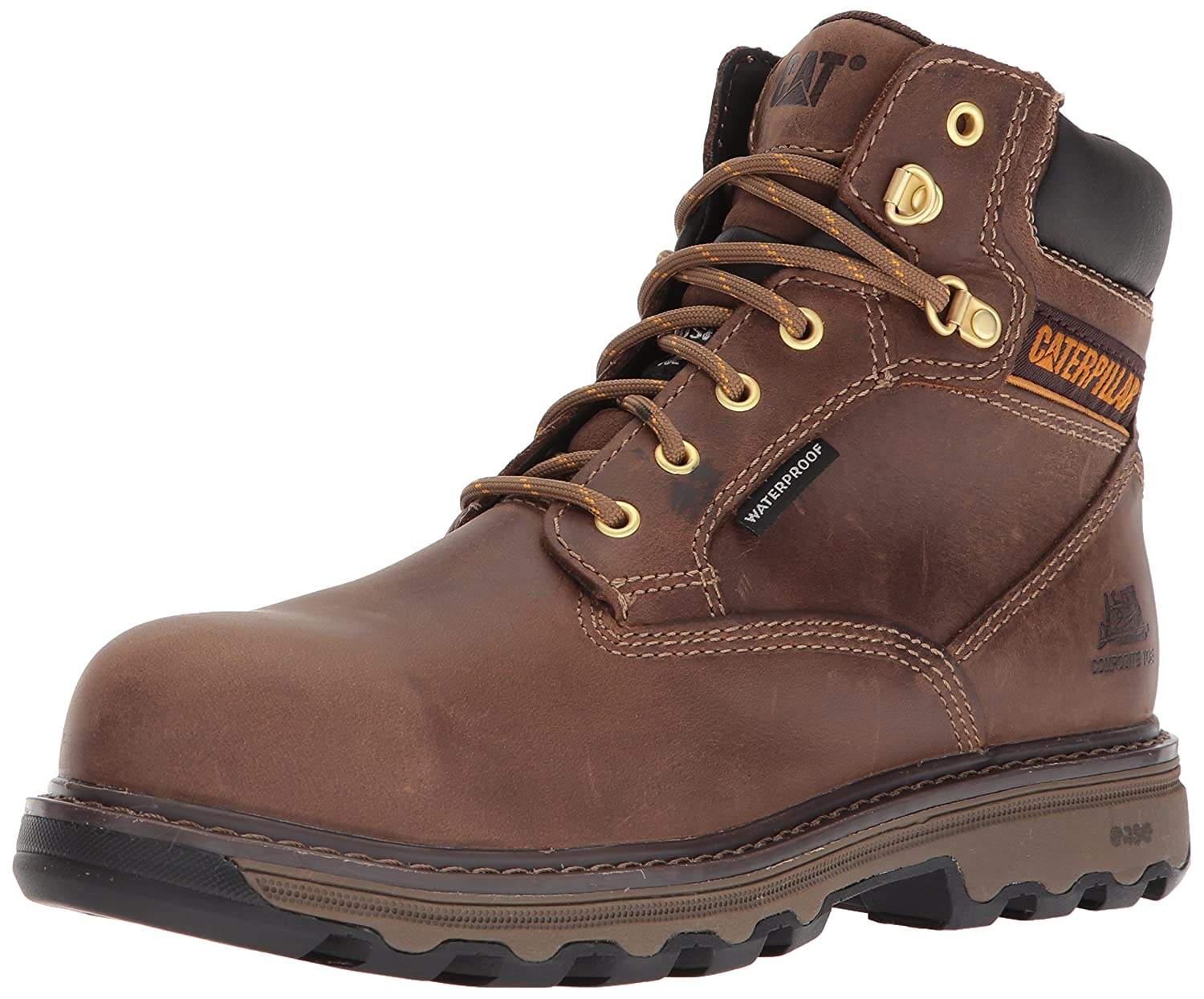Caterpillar Women's Superstat Waterproof Nano Toe/Tater Industrial and Construction Shoe B01N5VDL2Z 10 M US|Tater