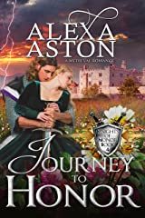 Journey to Honor (Knights of Honor Book 4) Kindle Edition