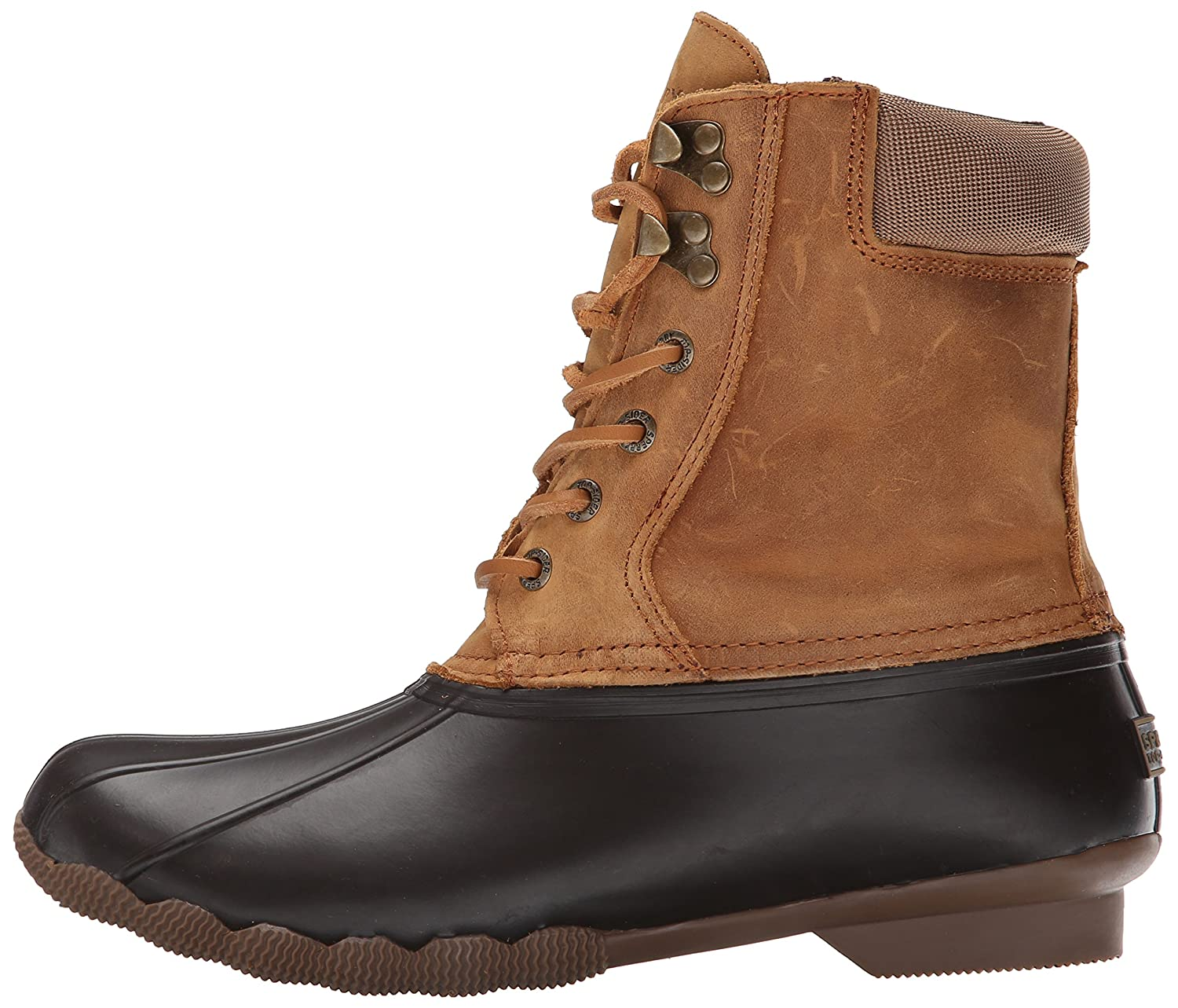 Sperry Top-Sider Women's Shearwater Snow Boot B00QW755J6 5 B(M) US|Brown/Tan