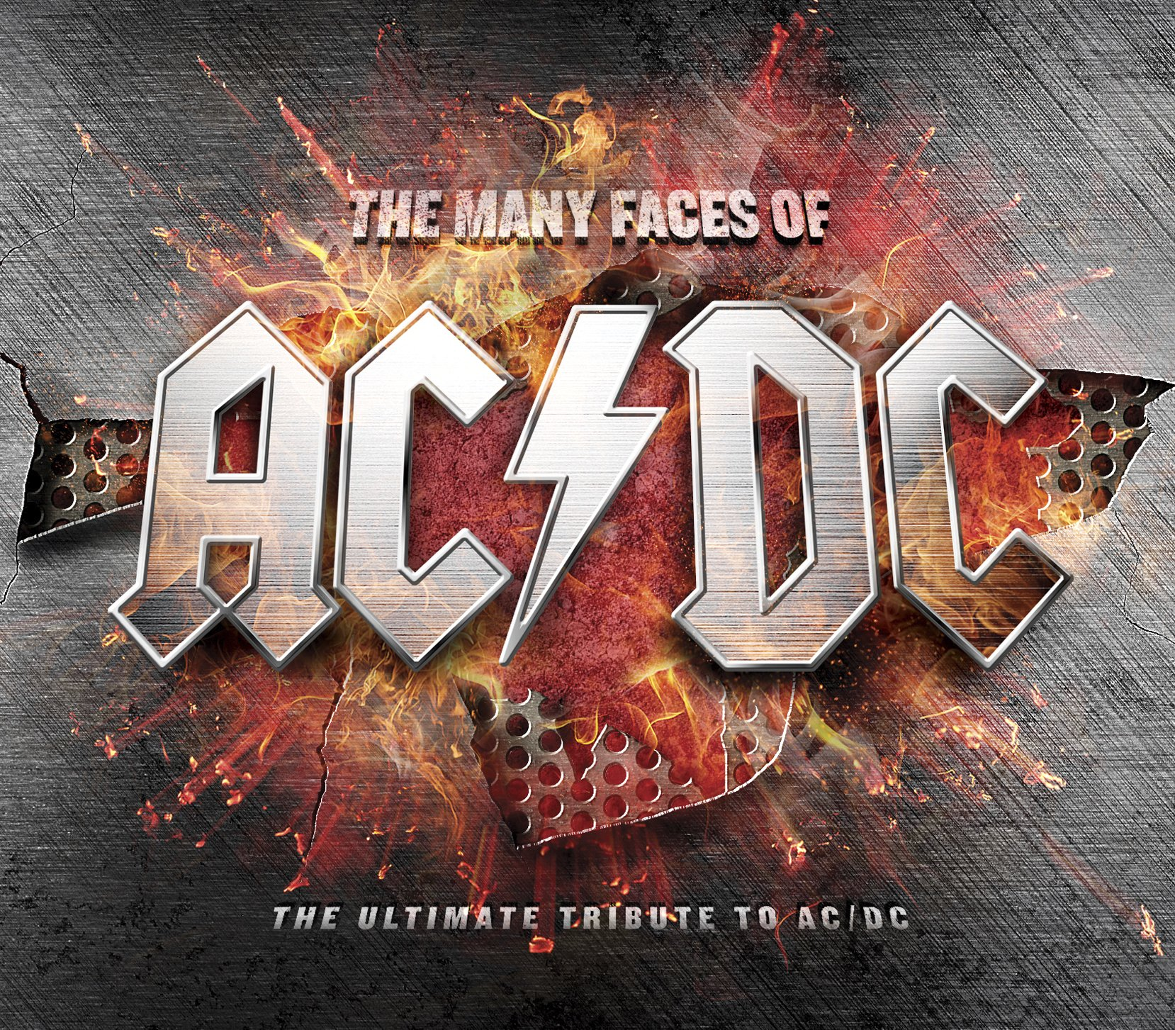 Many Faces of AC/ DC / Various (2PC)