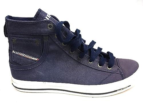 Diesel Zapatillas para Hombre Mid Zapatos Magnetic Exposure I: Amazon.es: Zapatos y complementos